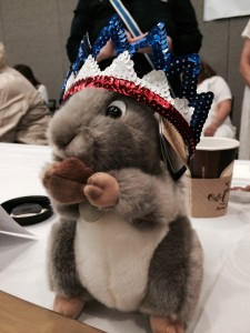 The 107th Annual State Conference was a wonderful time. Have you claimed your squirrel yet?!