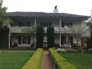 Tao House, home of Eugene O'Neill.